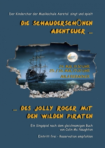 Jolly Roger bei den Piraten